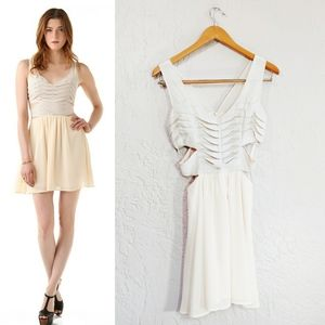 Finders Keepers Hold On Cut Out Dress